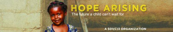 Hope Arising Banner